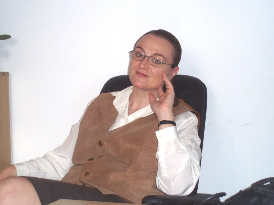 Prof. Dr. Daniela Reghina Onu