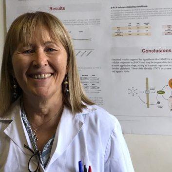 La microbiologa Margherita Eufemi
