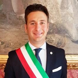 Il sindaco di Casale Monferrato, Federico Riboldi