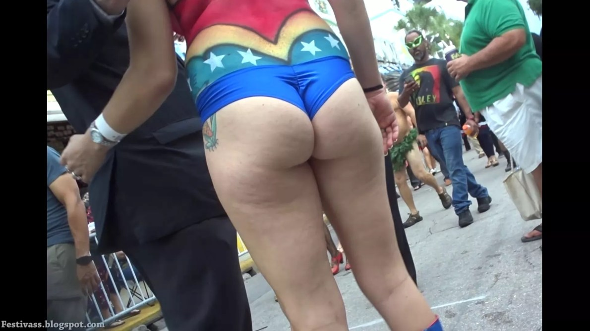 Shorts Compilation At Festival