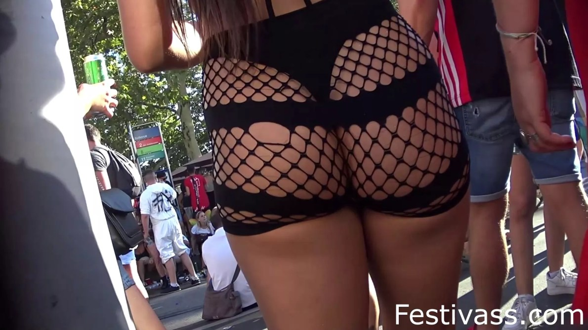 Rave Girl Fishnet