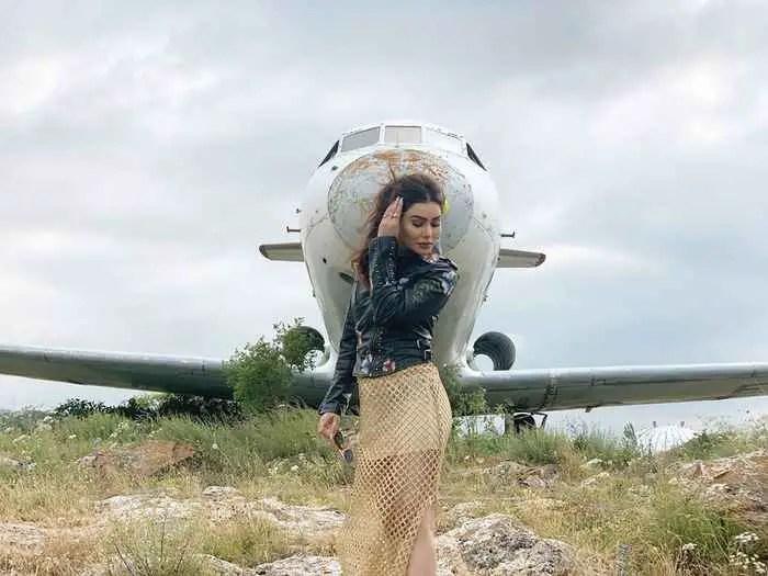 Kangana Sharma Picture