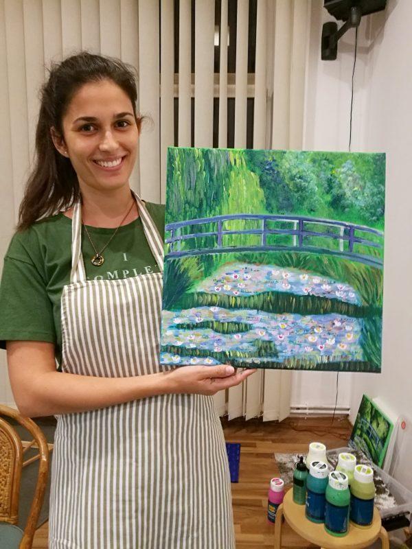 Monet: Japán híd