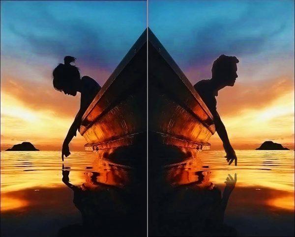 Egy csónakban