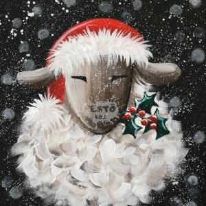 Télapó báránykája