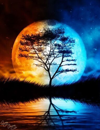 Két hold