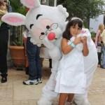 personagem para festa infantil Coelhinho da Páscoa