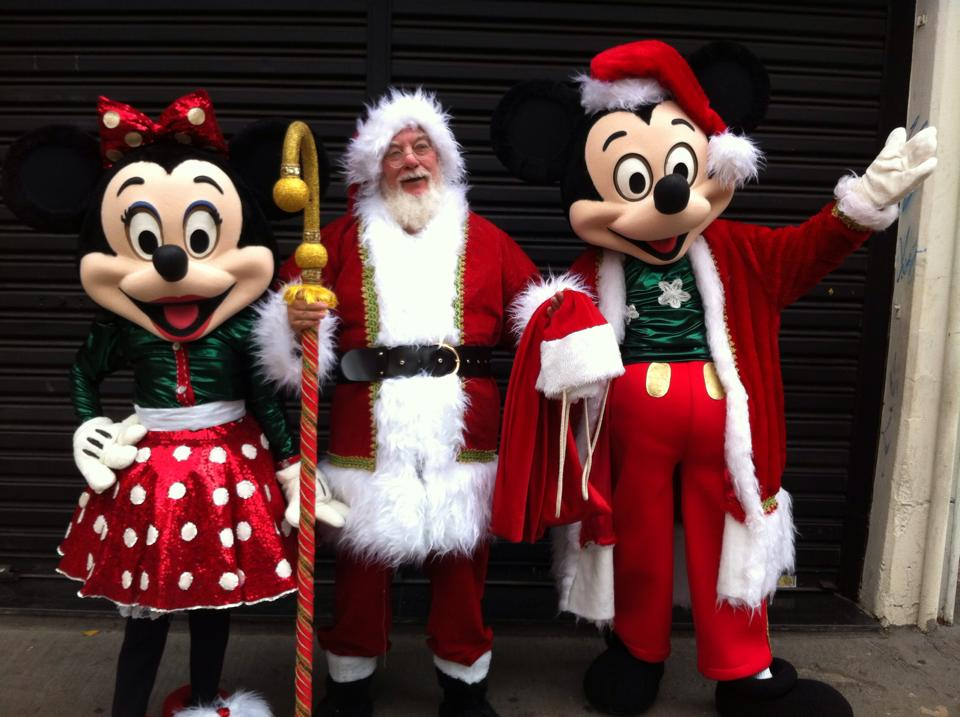 A Turma do Mickey no Natal