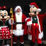 personagem infantil para festas A Turma do Mickey no Natal