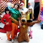 Personagem para festa infantil Scooby Doo