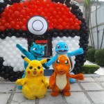 Personagens para Festa Infantil Pokemon