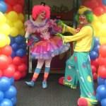 Personagem para festa infantil Circo