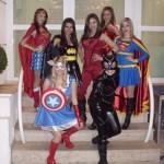 Super Hero Girls Alerquina Mulher Maravilha SuperGirl Batwoman (10)