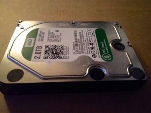 Festplatte nach Crash gerettet