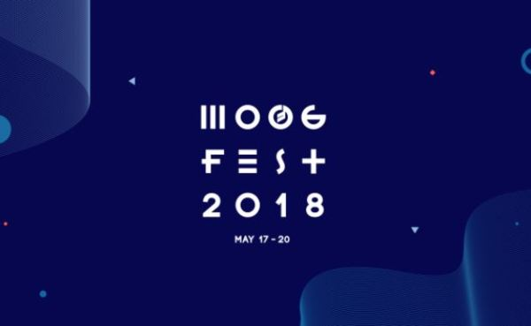 Moogfest 2018 Feature Photo