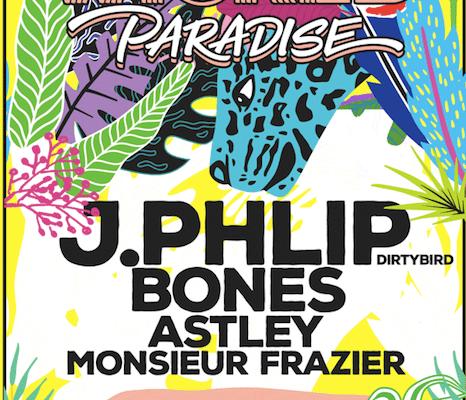 Los Angele's Wicked Paradise Season Opener ft. J.Phlip at Skybar // Sat, 5/26