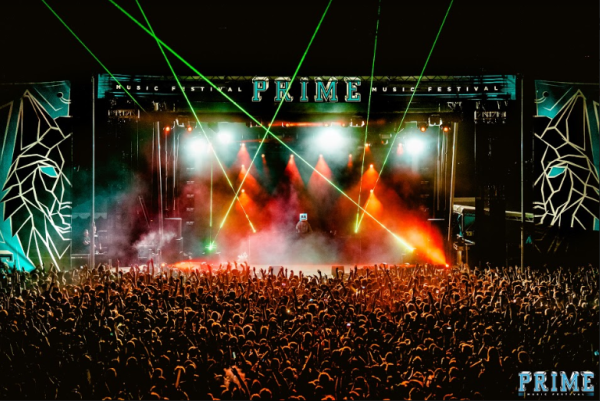 Prime Music Festival 2018 Lineup Announcement for Illinios and Michigan