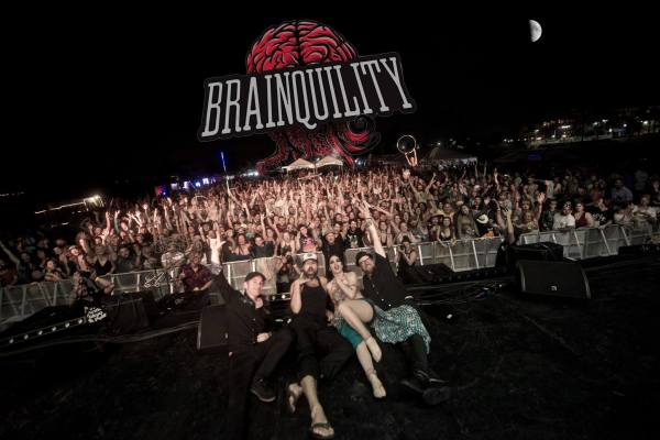 Brainquility Music Festival Announces Phase One Lineup