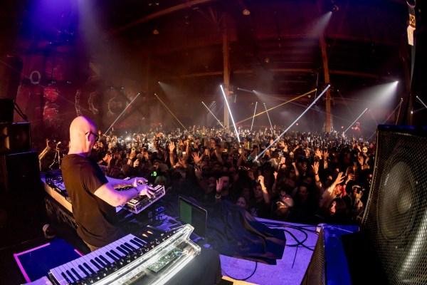 Cityfox LIVE Festival at Avant Gardner