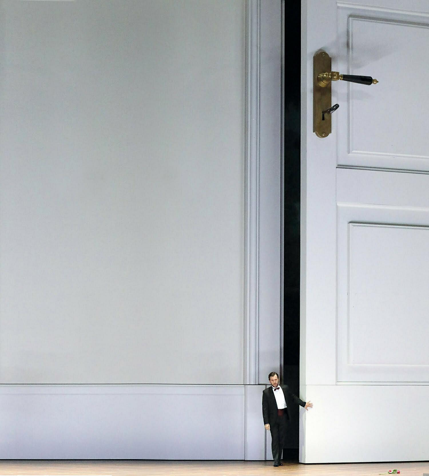 Le nozze di Figaro an der Bayerischen Staatsoper
