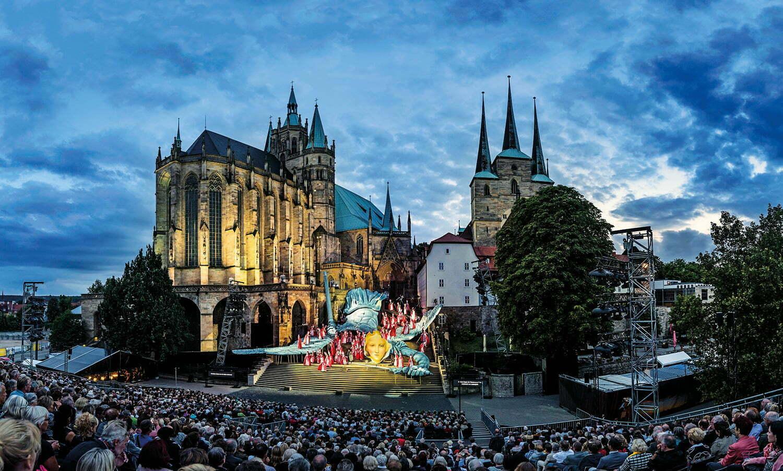 Erfurter DomStufen-Festspiele