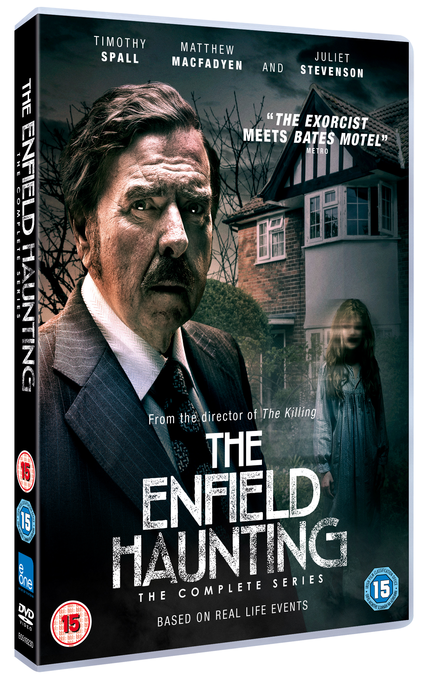 The Enfield Haunting  Fetch Publicity