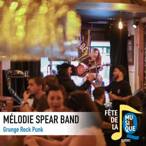 MelodieSpearBAND