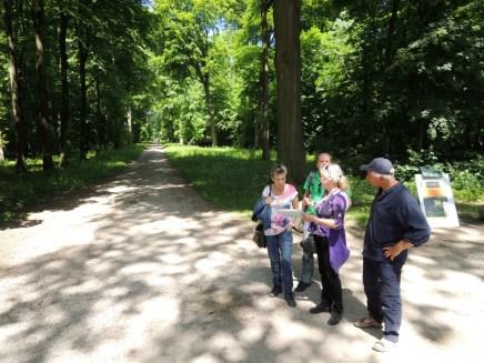 Excursie van Bea Groen.