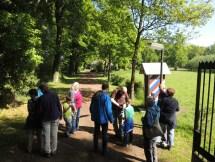 Natuurexcursie op Fort Rhijnauwen