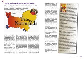 article FDN dans Normandie Passion automne 2013