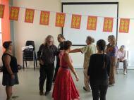 Quadrille. Danses traditionnelles, La Chouque. Fête Des Normands 2016. Photo fournie par l'organisateur.