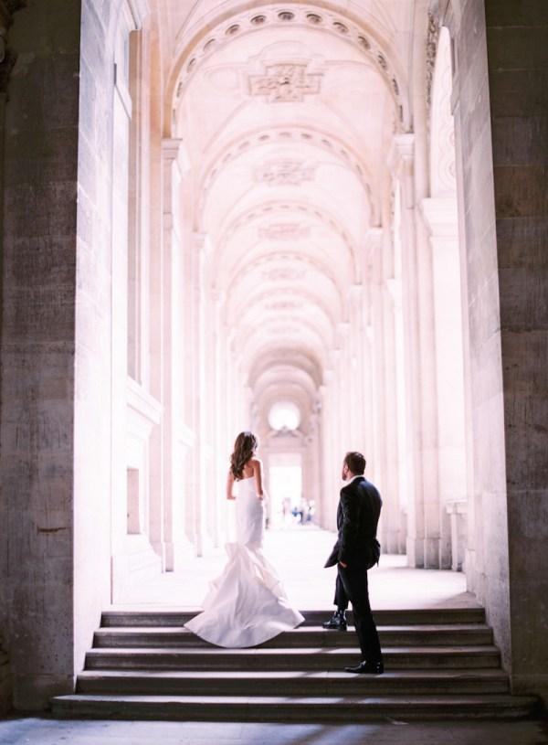 Elegant Paris Wedding Archives - Te In France