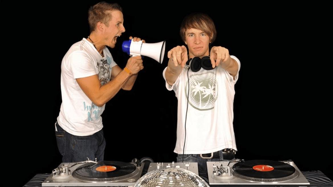 Discjockey Tanzlokal und Danceclub