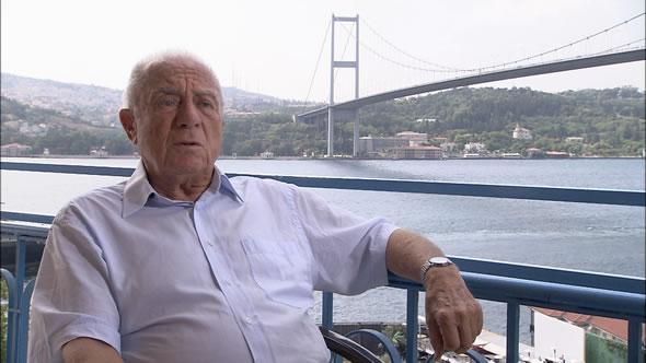 Gülen met Joodse vooraanstaande zakenman Ishak Alaton