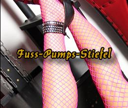 Fuss Pumps Stiefel