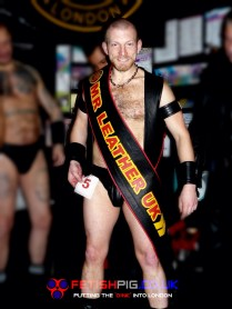 New Mr Leather 2014