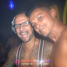 DJS TONY BRUNO & BRENT NICHOLLS