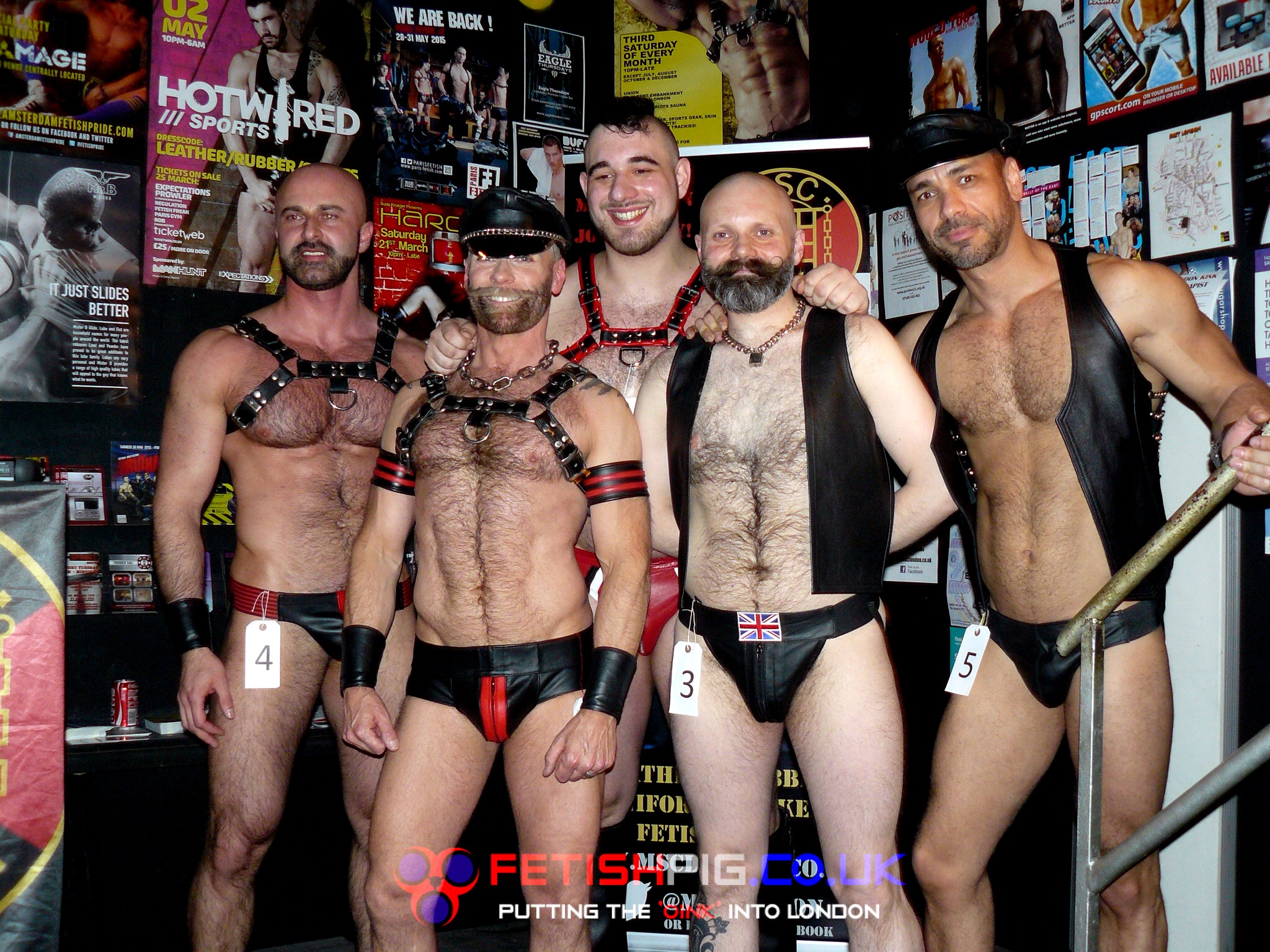 GALLERY: MR LEATHER 2015