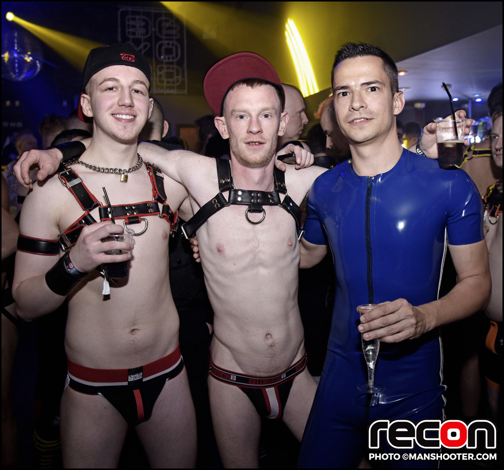 GALLERY: RECON NEW YEAR by Manshooter