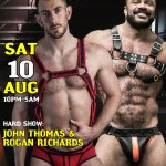 CLUBBING: HARD ON SLEAZY AUGUST Sat 10th