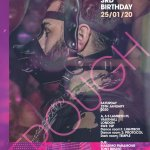 CLUBBING: TROUGH 3RD BIRTHDAY Sat 25.1