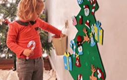 Новогодняя ёлочка из Фетра отзывы, где купить, цена, доставка
