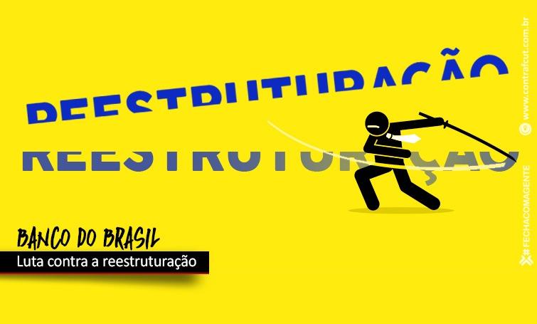 Bancárixs definem calendário de luta contra reestruturação do BB; mobilizações começam nesta quinta