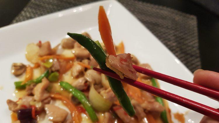 lavkarbo chop suey!