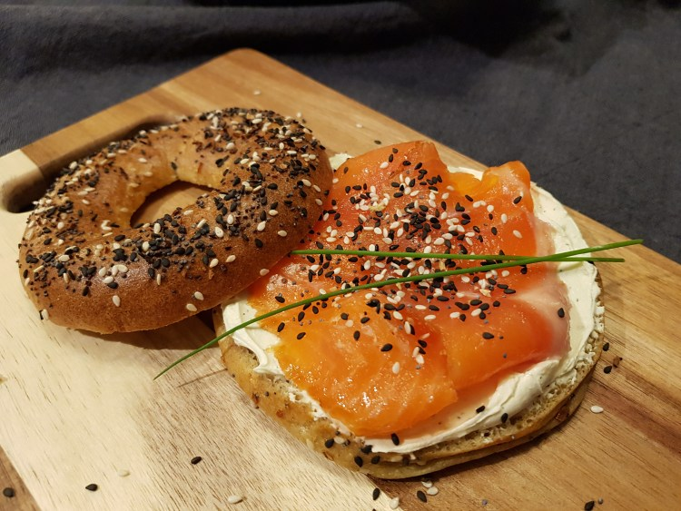 Lavkarbo Bagels
