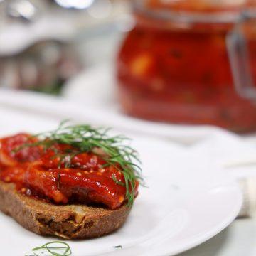 Tomatsild (Sukkerfri, Keto)