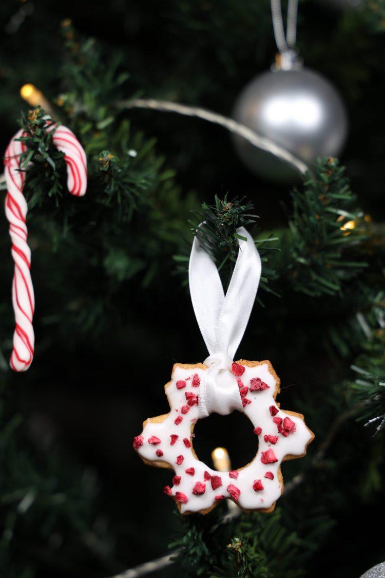 Kerstkransjes (Små Julekranser - Keto, Sukkerfri)
