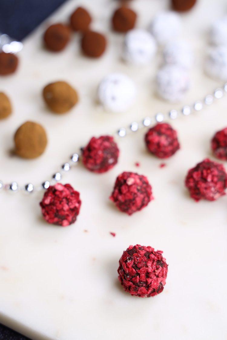 Sjokoladetrøfler (Keto, Sukkerfri)