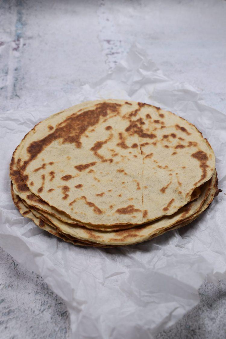 Tortillas! (Keto, Glutenfri)