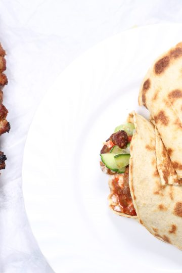 Taco-grillspyd! (Tex-Mex-spyd)